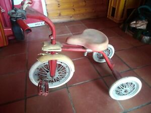 Triciclo latta epoca Biemme giordani vintage