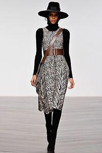 BNWT ISSA london Knit Dress Size S