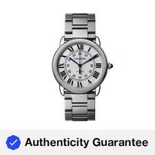 Cartier WSRN0012 Ronde Solo 36MM Unisex Stainless Steel Watch