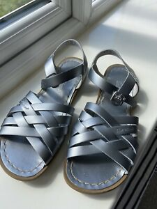 Saltwater Sandals Size 6UK - worn once