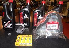 2003-2009 HONDA VTX1300C/R/S/T Tune Up Kit Spark Plug Brake Fluid Air Filter OEM