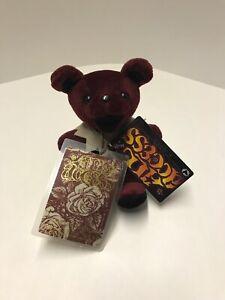 Grateful Dead Bean Bear Limited Edition All Access By Liquid Blue