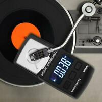 0.01g Precision RECORD LEVEL Turntable Stylus Force Pressure Gauge Scale