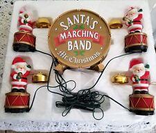 Mr. Christmas Santa's Marching Band Battery Powered 35 Songs 2017