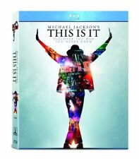 Michael Jackson's This Is It [New Blu-ray] Ac-3/Dolby Digital, Dolby, Subtitle