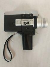 Vintage Canon Auto Zoom 518 Super 8 Camera - Untested