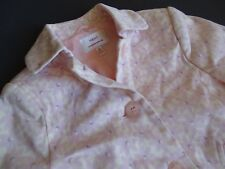 NEXT Zuckersüßer Mantel Kurzmantel Jacke rosa ecru mit Blümchen Gr.4Y 104
