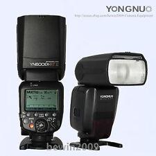 YONGNUO YN600EX-RT II  600EXRTII TTL master & Slave flash speedlite for canon