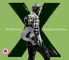 X: Wembley Edition - 2 DISC SET - Ed Sheeran (2015, CD NUOVO)