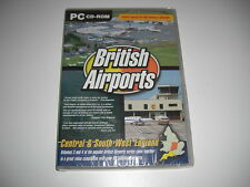 Los aeropuertos británicos volúmenes 3 y 4 Twin Pack de PC Add-On Flight Simulator 2004 FS2004