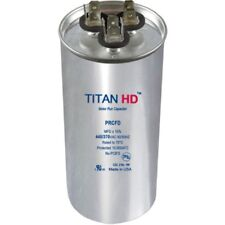 Mars Replacement Titan Hd Run Capacitor 40+7.5 Mfd 440/370V Round 12287 By Titan