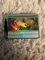 Chaotic Quarters of the Quartet super rare unused code NM