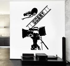 Wall Vinyl Decal Scary Movie Thriller Horrow Movie Film Cinema Decor z3769