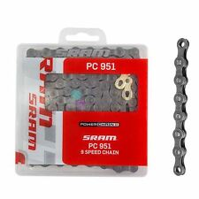 SRAM PC-951 PowerChain II 9 Speed - Road / Mountain Bike Chain - PC951