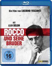ROCCO UND SEINE BRÜDER (Alain Delon) Blu-ray Disc NEU+OVP