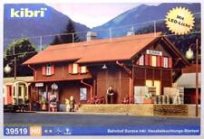 "Kibri 39519 ( 9519 ) H0 - Bahnhof "" Surava "" NEU & OvP"