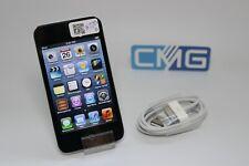 Apple iPod touch 4. Generation schwarz 32GB 4G (neuwertig, siehe Fotos) #022