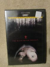 The Blair Witch Project Dvd