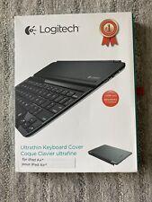 Oirignal Logitech ultrathin keyboard cover For iPad Air - Model 920-007686 Black