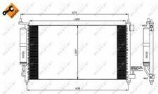 Air Con Condenser 35583 NRF AC Conditioning 92100AX800 92100AX801 92100AX80B New