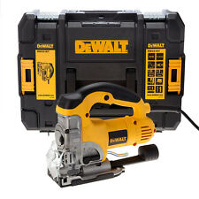 Buy jigsaw 240v ebay dewalt 240v heavy duty variable speed 700w jigsaw blade carry case dw331k greentooth Images