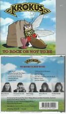 CD-- Krokus ?– To Rock Or Not To Be