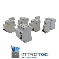 Sicherungsautomaten Leitungsschutzschalter MCB 10A-32A 1/3-polig Typ B oder C