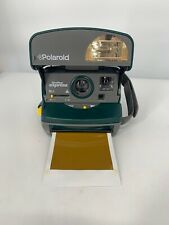 Polaroid One Step Express 600 Instant Film Camera Great Condition w/Box Manual