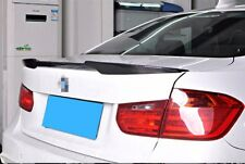 Aggressive M4 Style Carbon Fiber Spoiler Fit For F30 335 330 328 340 and F80 M3
