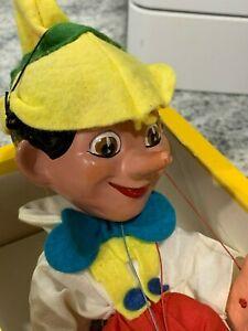 Pelham Puppet Marionette Pinocchio
