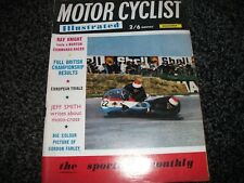 VINTAGE MOTOR CYCLIST ILLUSTRATED MAGAZINE - December 1968