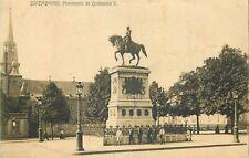 Luxembourg le monument de guillaume II