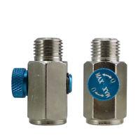 CO_ Stainless Steel Barometric Air Pressure Flow Regulator Pneumatic Tool Mystic