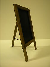 CHALKBOARD - BLACKBOARD - SINGLE SIDED- PAVEMENT BOARD - 80cm x 40cm  3KGS (DO)