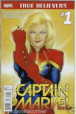 Marvel Comics True Believers CAPTAIN MARVEL #1 Near Mint NM Avengers MS. 2014