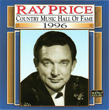 Ray Price Country Music Hall of Fame 1996  Brand New Sealed