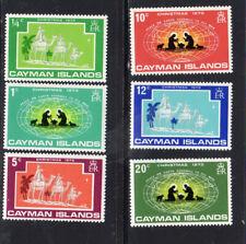CAYMAN ISLANDS #277-282  1970  CHRISTMAS  MINT  VF NH  O.G