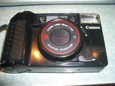 Canon AF35M II Kompaktkamera mit Canon Lens 38mm 1:2.8 mit Fototasche