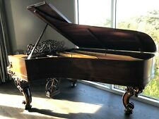 """Steinway Grand Piano model C (Style lll) in Brazilian Rosewood 7' 2"""""""