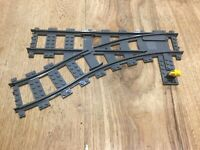 RC TRAINS FLEXIBLE SEGMENT PLASTIC TRACK LEGO GIFT NEW SELECT QTY /& COL