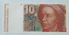 Billets, Suisse, 10 Francs type 1976-79, Pick 53a UNC switzerland