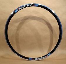 Kinlin XR-300 / XR300 | Black 28H 700c Bicycle Rim | Clincher | NOS | Road Cross