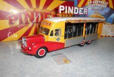 Camion Bernard PINDER - Centrale Electrique