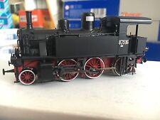 ROCO 63276 locomotiva vapore FS Gr. 875.16 cabina aperta
