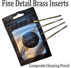 Composite Cleaning Pencil Brass Fine Detail Inserts