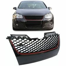 SPORT WEB GTI LOOK GRILL GRILLE FOR VW GOLF MK5 MK 5 2003-09/2008  NICE GIFT