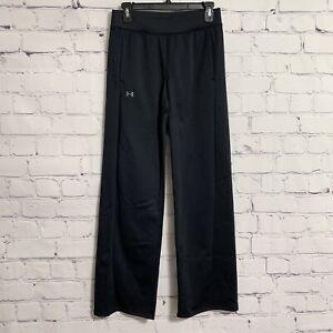 Under Armour Women's Pants XS Black Pockets New