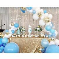 Latex Confetti Balloon Arch Kit Set Birthday Wedding Baby Shower Garland Decor