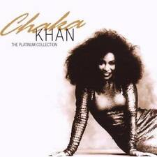 CHAKA KHAN The Platinum Collection NEW & SEALED CLASSIC SOUL DISCO 80s CD ALBUM
