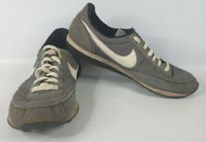 Mens Vintage Nike Trainers Grey UK Size 10  EU45